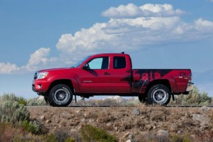 2012 Toyota Tacoma TRD TX Baja Series Limited Edition