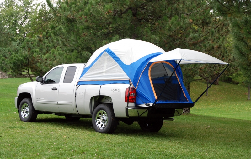Napier Truck Tent Model 57